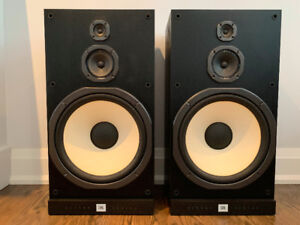 Pair of JBL D315 Decade Series Speakers - Excellent+++ Condition