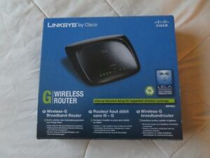 Wireless Router de Linksys