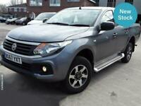 2017 Fiat Fullback 2.4 150hp SX Double Cab Pick Up PICK UP Diesel Manual