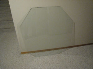 OCTAGON GLASS