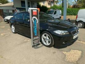 image for 2014 BMW 5 Series 2.0 520d M Sport 4dr Saloon Diesel Manual