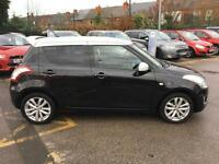 2014 Suzuki Swift SZ-L Petrol multi-colour Manual