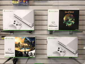 Xbox One S 1Tb Like New! $259.99 and 500gb $219.99