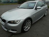 BMW 325 M SPORT DIESEL COUPE AUTO 2 DOOR