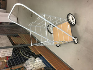 shopping cart ( used once)
