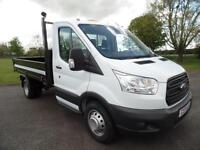 Ford Transit 2.2TDCi ( 125PS ) RWD 1-Way EURO 5 350 L2H1 Tipper - UK Supplied