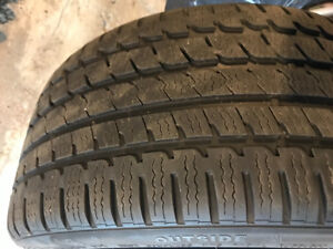 Khumo winter tires