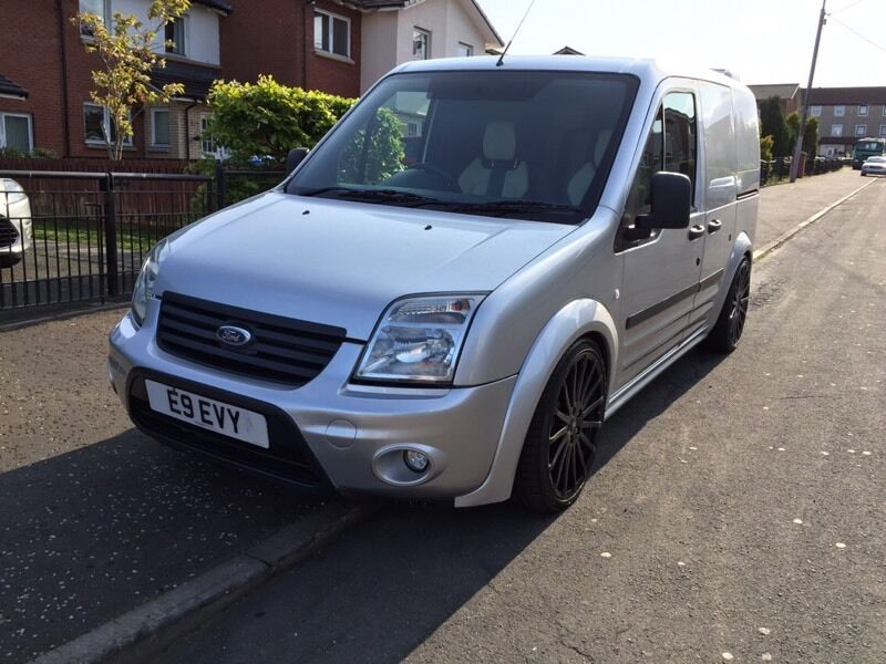 ford transit connect sport van st show van no vat in glasgow city centre glasgow gumtree. Black Bedroom Furniture Sets. Home Design Ideas
