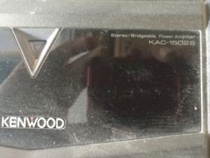 Kenwood amp