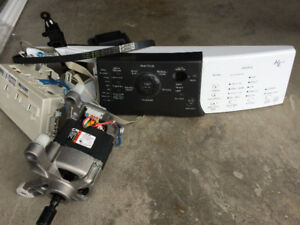 HE3 Front Load Washer Parts