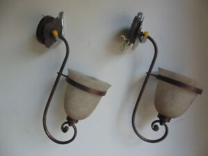 dramatic wall sconce fixtures