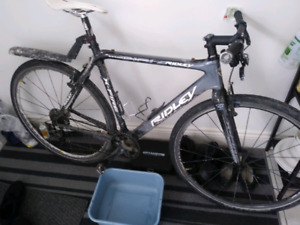 Size small full carbon ridley x-fire