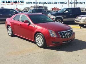 2012 Cadillac CTS Base   - Certified - $181.76 B/W