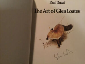 A Collection of Signed Canadian Art and Painters Books