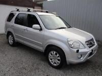 2006 Honda CR V 2.2 i CTDi Executive 5dr CRV 4X4 5 door Estate