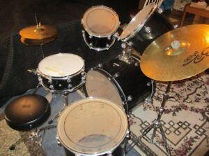 """Network"" drum set. Good condition."