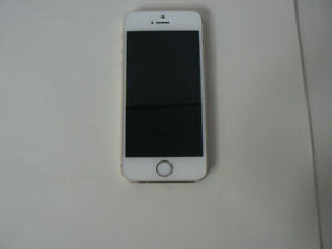 iPhone 5S 16GB Gold UNLOCKED CHATR BELL FREEDOM WIND TELUS ROGER