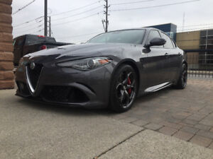 2017 Alfa Romeo Other Quadrifoglio Sedan