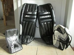 Excellent Used Pro Level Adult Goalie Equipment