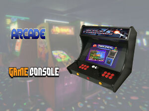 New Home Arcade Bartop Cabinet with over 5,000 games & Warranty