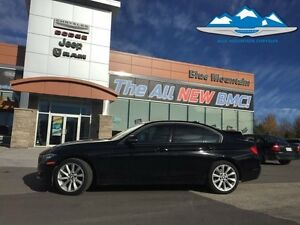 2013 BMW 3 Series 320i xDrive   ACCIDENT FREE, BLUETOOTH, LEATHE
