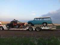 1965 international travelall 4x4 suburban panel truck wagon
