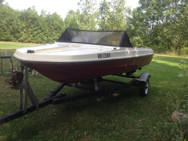 Used 1979 Sun Ray Boats Ltd 15 ft runabout