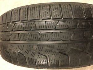 4 Winter Tires- Pirelli Sottozero Run Flat 225/50 R17