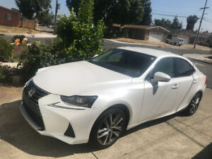 2017 Lexus IS300 AWD