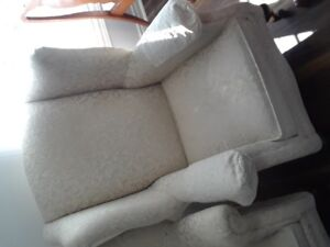 set  of  wing  chairs