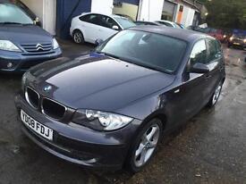 BMW 116 1.6 AUTO 2008 SPARES REPAIRS REPAIRABLE