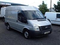 Ford Transit T260 85 psi fwd swb hi top 2008 08 reg 1 owner from new