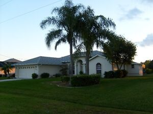 Seasonal house for rent in Port St Lucie in sunny Florida!!