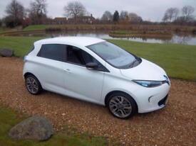 2013 / 13 Renault Zoe E ( 88bhp ) Auto 2013MY Dynamique Intens