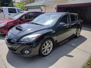 2011 Mazda MAZDASPEED3 Hatchback