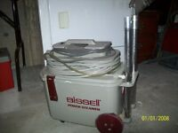 Bissell 1631 Steam Carpet/ Upholstery Cleaner