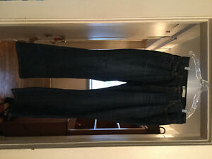 Two pairs of size 14 jeans (Levi and French dressing) $20