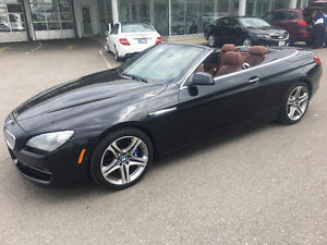Only standard 2012 BMW 650 in country