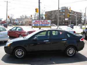 **2010 Ford Focus SE**  Certified & E-tested