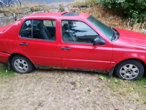 95 VW Jetta needs mechanic or for parts