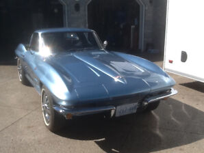 1964 Numbers Matching Corvette Coupe