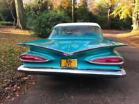1959 Chevrolet BELAIR Show Car, Family Buisness Est 1996