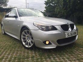 Quick Sale BMW 525d M Sport full service history £4750 ONO