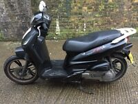 2013 Peugeot Tweet RS 125cc learner legal 125 cc scooter. Nice cheap scooter.