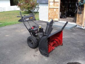 10.5 hp snowblower