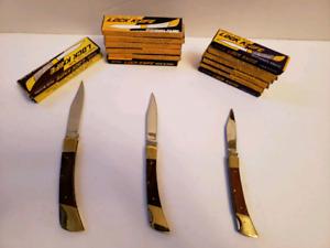 Lots de couteau