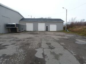 Large 10000 Square Foot Warehouse For Winter Storage
