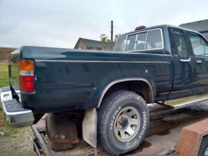 Bed/Box for Toyota Pickup  1989-1995