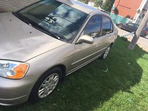 2002 Honda Civic Familiale
