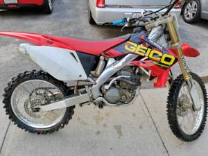 2004 Crf250r